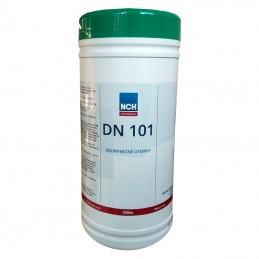 DN 101 - Vlhčené utierky pre dezinfekciu a čistenie - 100 kusov