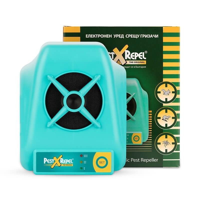 Elektronický plašič hlodavcov PR-220.6