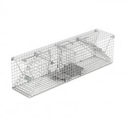 Živolovná pasca na potkany, lasice a tchory