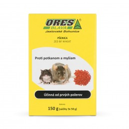 Ores - ZED BF WHEAT 150 g (pšenica 3x50 g)